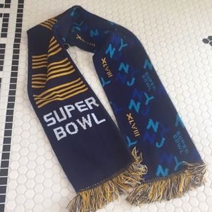 Super Bowl XLVIII Scarf Giants